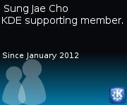 KDE e.V. Support Member